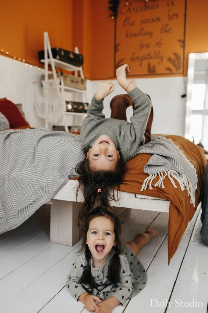 детская фотосессия спб, детская новогодняя фотосессия в студии