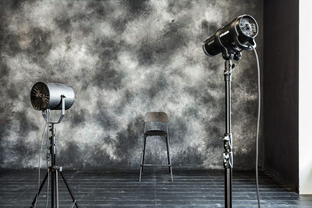 фотостудия черный фон, фотостудии с фонами спб