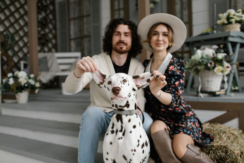 фотосессия с собакой на улице, фотосессия с собакой спб в санкт петербурге