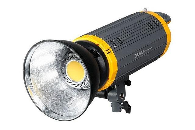 Осветитель светодиодный GreenBean SunLight 200 LEDX3 BW 5600K (холодный свет)