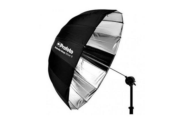 Зонт Profoto Umbrella Deep Silver M 105 cм